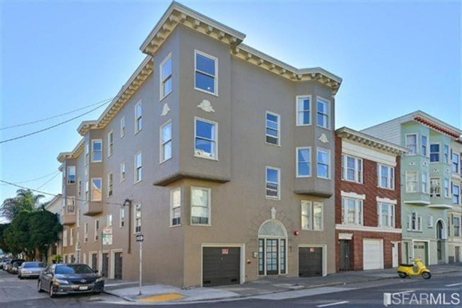 3465 17th Street, San Francisco, CA  94110