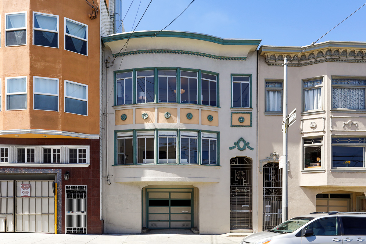 479-481 33rd Avenue, San Francisco, CA 94121